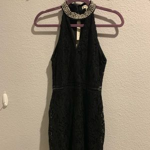 Small black lace dress from Francesca's size small